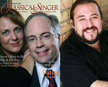 Classical Singer Feature Interview with Paul Draper