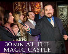 30 Min at the Magic Castle with Paul Draper
